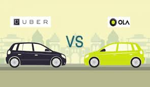 Whos Winning The Race Is It Uber Or Ola