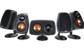 klipsch 3 1 system. klipsch rsx-3/rcx-3 home theater speaker system 4 compact satellites and 1 center channel at crutchfield.com 3
