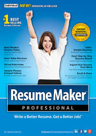 Modern Resume Facebook Style Download Resumemaker Professional Deluxe 20 Download Import It All