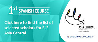 deadline extended ele scholarships to study spanish in colombia