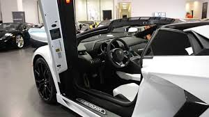 lamborghini aventador white 2013. 2013 lamborghini aventador lp 700 4 roadster bianco isis dla01726 youtube white f