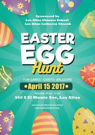 Easter Egg Hunt Los Altos Lutheran Church