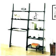 leaning shelf desk leaning bookshelf leaning shelf desk leaning bookshelf metal leaning bookcase large size of leaning shelf desk