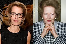 The Crown May Have Tapped Gillian ...