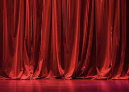 should directors dispense with theatre curtains stage curtain fabric