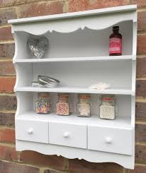 habby chic shelving display unit