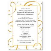 Formal Invite Formal Invitations Business Invitations Corporate Invitations