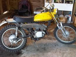 1970 yamaha 125cc enduro
