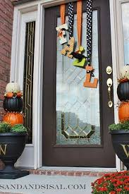 diy fall letters wreath curb appeal front door ideas for fall