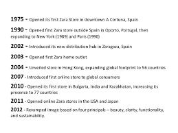 zara case study pestle swot analysis 15