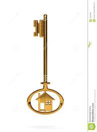 Gold House Key E And Perfect Ideas