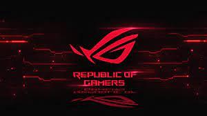 ROG Republic of Gamers Logo HD 4K ...