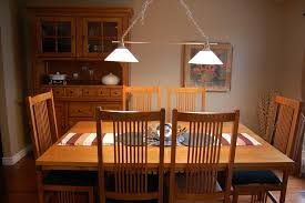 craftsman style dining table mission style dining table kitchen craftsman with arts and crafts ceiling