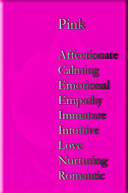 Color Pink Psychology & Meaning