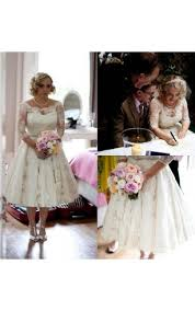 plus size wedding dresses with sleeves tea length informal plus size wedding dresses dorris wedding