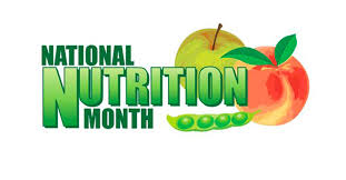 Image result for national nutrition month
