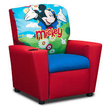 Mickey Mouse Clubhouse Bedroom Furniture Disneys Mickey Mouse Clubhouse Recliner Walmartcom