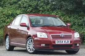 Toyota Avensis 1.6 2002 | Auto images and Specification
