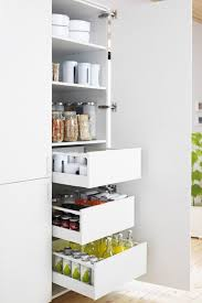 kitchen storage cabinets ikea. Modren Ikea Full Wall Of Pullout Drawers For Pantry To Kitchen Storage Cabinets Ikea E