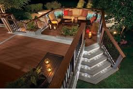 diffe types of deck lights