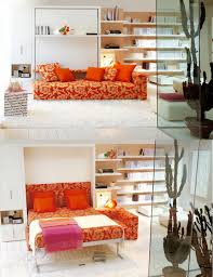 Furniture: Space Saving Sofa - Small Space