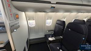 United Economy Plus Seating Chart United To Offer 3d Virtual Seat Selection Map