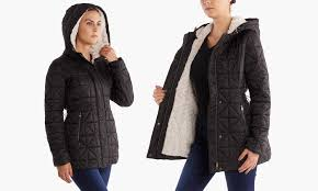 Steve Madden Jacket W Plus Size Groupon Goods