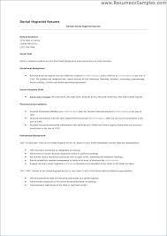 dental student resumes dental student resume amere