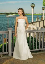 corset bodice wedding dress. satin strapless handmade beading corset bodice perfect beach wedding dresses dress
