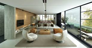 model living rooms: penthouse living room d model max