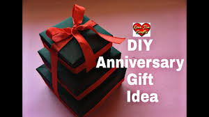 DIY - <b>Anniversary Gift</b> Idea | <b>Valentine's</b> Day/ <b>Anniversary</b> Card ...
