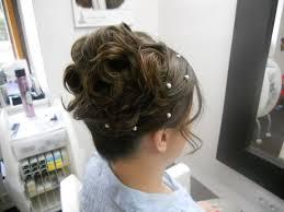 účesy Pro Vaše Vlasy Polodlouhé Vlasy Svatební Styl účesu Pro