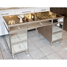 mirrorred furniture. mirrored vanity table desk 50 mirrorred furniture