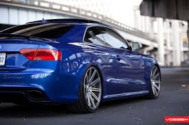 audi rs5 | and details audi rs5 on vossen wheels from story new ...