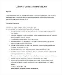 Retail Sales Associate Resume Enchanting Retail Associate Resume Sales Associate Resume Templates Retail