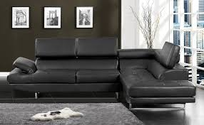 sofa  black modern sectional modern white leather couch modern