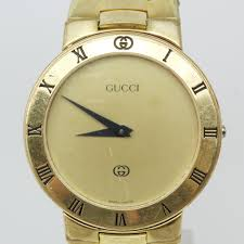 gucci 3300m. men\u0027s gucci 3300m watch - evaluated by independent specialist 3300m i