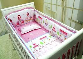 pink patterns carters baby cot per kid crib bedding set with pers winnie the pooh