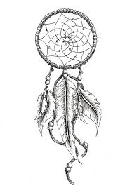 Indian Dream Catcher Tattoo Custom Dreamcatcher Tattoos With Birds Drawings Google Search Tattoo