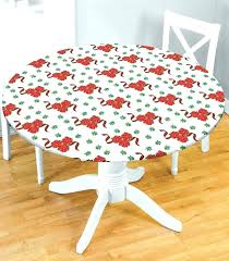 image 0 fitted outdoor tablecloth elastic round for patio tablecloth fitted outdoor with umbrella hole la vinyl target round