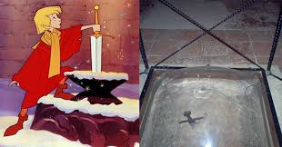the sword in the stone alexmar983 wikimedia commons