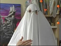 ghost costumes sheet how to make a ghost halloween costume tips for breathing in a