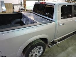 Dodge 1500 Ecodiesel Tank and Toolbox Combination