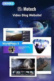 Wordpress Photo Gallery Theme Best Wordpress Video Gallery Themes 2019 Templatemonster