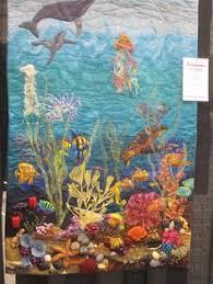 Under the sea quilt   Quilting   Pinterest   Quilt, Under the sea ... & under the sea Adamdwight.com