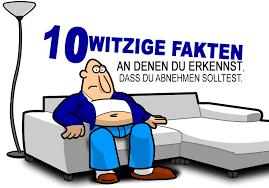 10 Witzige Fakten An Denen Du Erkennst Dass Du Abnehmen Solltest