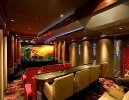 home theater lighting ideas. Image Of: Lighting For Home Theater Ideas