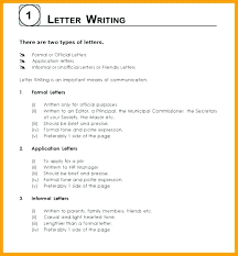 formal application format 12 formal letter to editor format leterformat