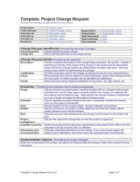 Project Change Order Template 11 Change Order Template Free Download