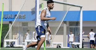 FOTOS) Carlos Zambrano ya entrena con Boca Juniors | Ovación Corporación  Deportiva